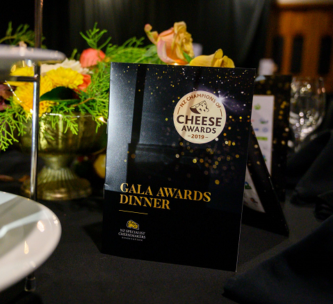 NZ Cheese Awards 2019